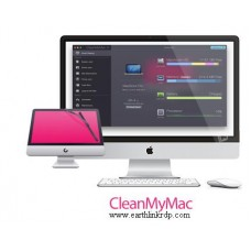 Clean My Mac X - MacOSX