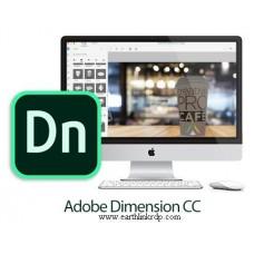 Adobe Dimension CC v2.3 MacOSX