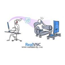 RealVNC VNC Server (VNC Connect) Enterprise  + VNC Viewe