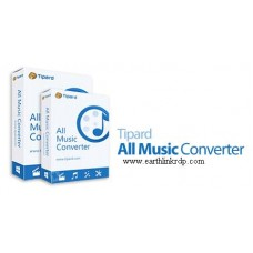 Tipard All Music Converter
